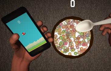 Breakfast Simulator, posiblemente, el juego más complicado de Google Play