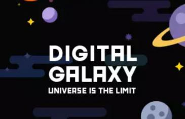 Digital Galaxy, un juego muy entretenido para tu reloj inteligente