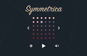 Symmetrica, un juego que enamora por su sencillez
