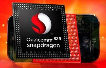 Snapdragon 835 confirma su superioridad sobre su competencia