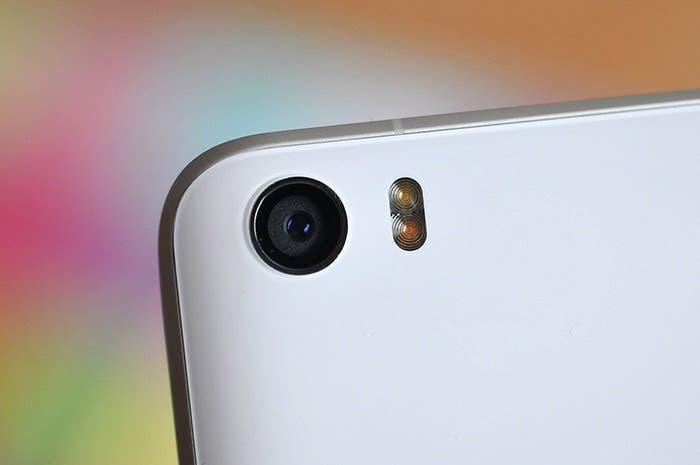Xiaomi Mi5 - cámara