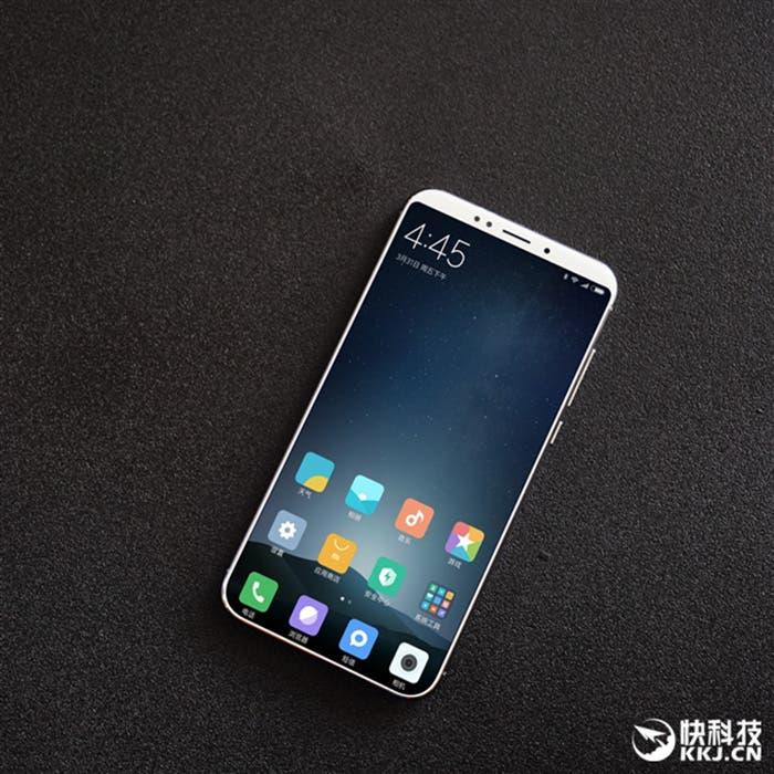 Nuevas imágenes del Xiaomi Mi6