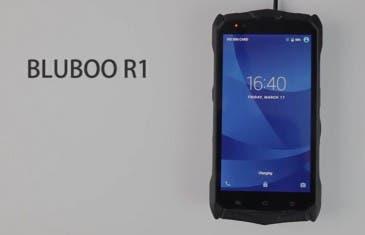 BLUBOO R1, el primer teléfono rugerizado con carga inalámbrica