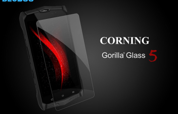 Bluboo R1 con certificación IP68 y Corning Gorilla Glass 5