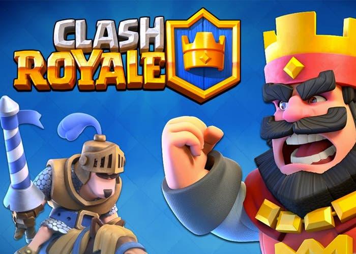 desafío Retro de Clash Royale,