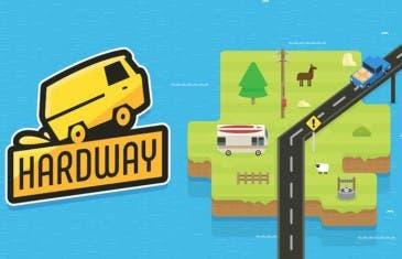 Hardway, un juego donde lo difícil es crear las carreteras