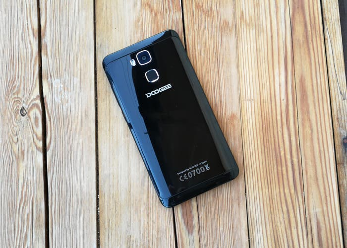 doogee-y6-piano-black