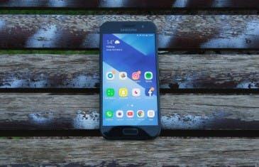 Samsung Galaxy A3 2017, review a fondo