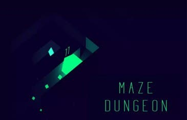 Maze Dungeon es uno de los mejores juegos que hemos probado nunca