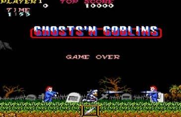 Ghosts'n Goblins llega a Android perfectamente adaptado
