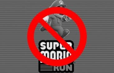 ¿No puedes instalar Super Mario Run? Esta es la razón