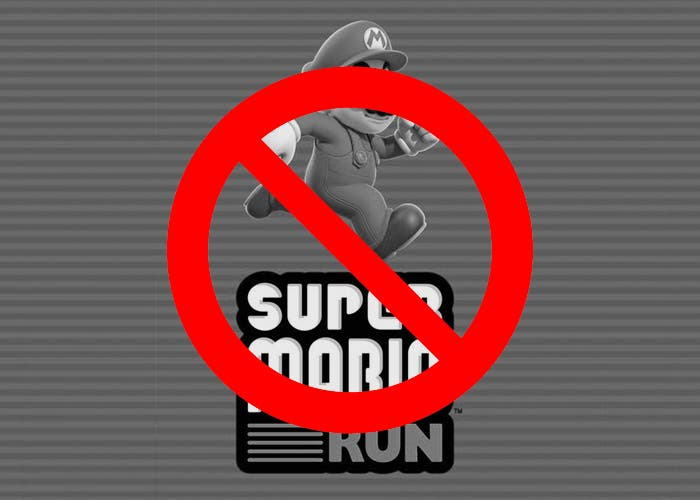 no-super-mario-run