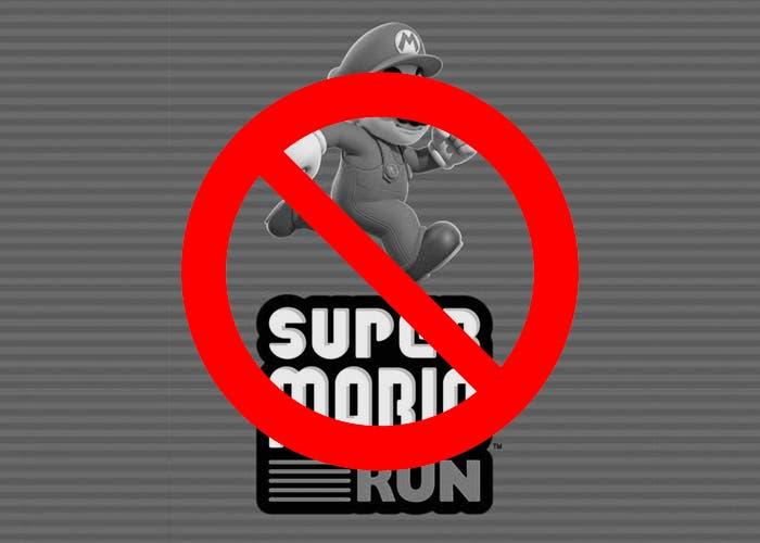 no-super-mario-run