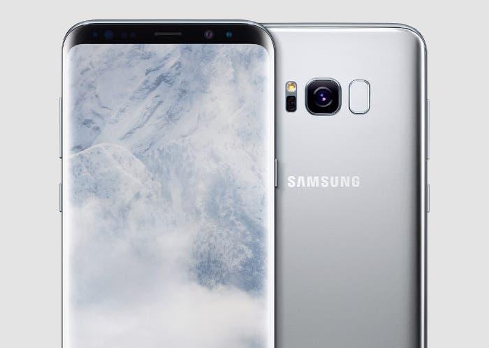cámara del Galaxy™ S8
