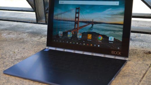 Review de la Lenovo Yoga Book: la reina del 2 en 1