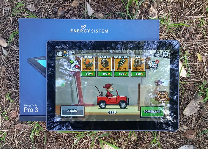 energy tablet pro 3