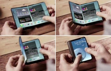Samsung sorprenderá este año con un teléfono plegable