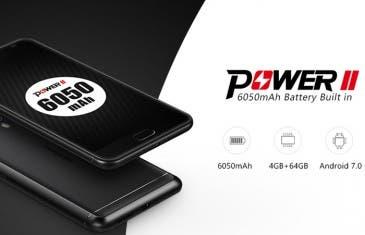 Ulefone Power 2, la renovación de un súper ventas