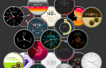 La mejor aplicación de watchfaces para Android Wear está de oferta