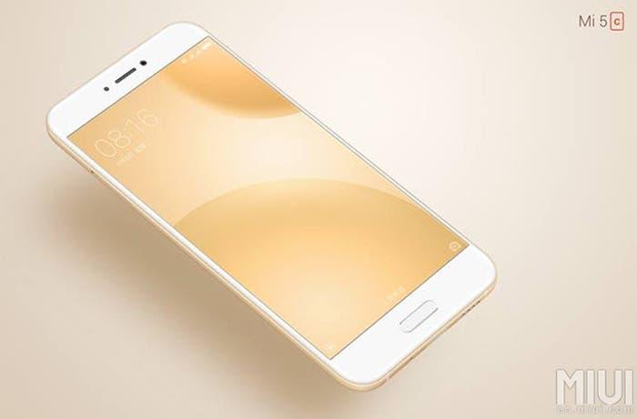 Xiaomi Mi5C ya tiene Android 7