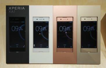 Sony Xperia XA1, probamos la apuesta de Sony por la gama media