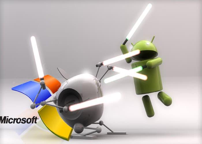 Android es el sistema operativo más utilizado