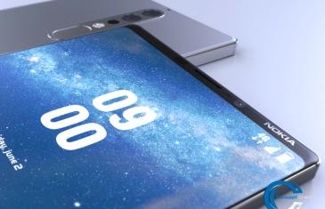 Este vídeo con el diseño del Nokia 9 te va a dejar con la boca abierta