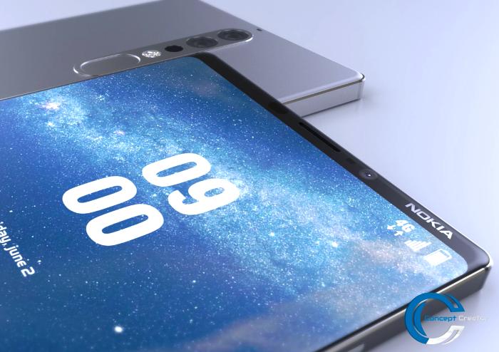 diseño del Nokia 9