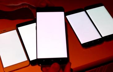 Pantalla roja en el Samsung Galaxy S8 ¡Demostrado!