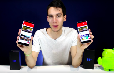 Samsung Galaxy S8 vs Samsung Galaxy S8 Plus, ¿cuál comprar?