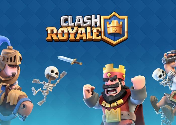 Desafío épico en Clash Royale
