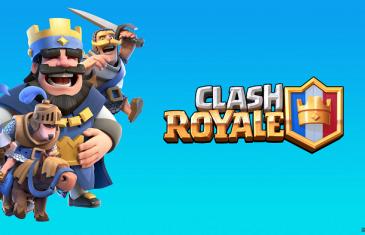 Estas son las cartas más usadas de Clash Royale
