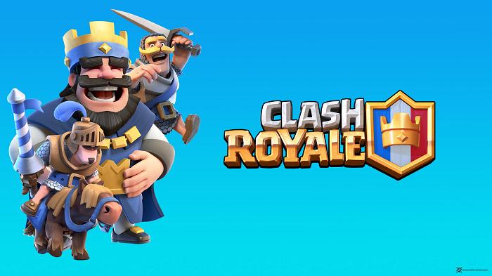 cartas más usadas de Clash Royale