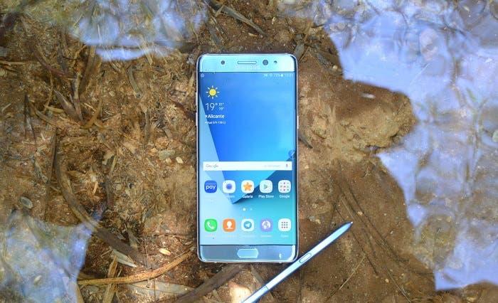 render del Samsung Galaxy Note 8