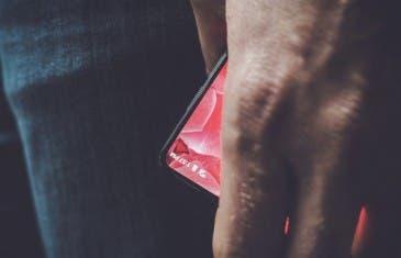 Este podría ser el nuevo teléfono de Andy Rubin's sin biseles