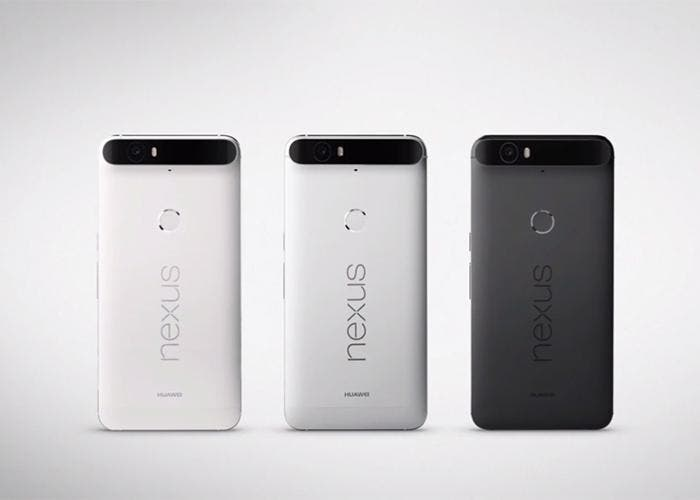 última actualización del Nexus 6P