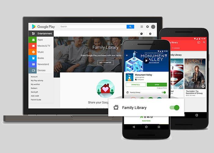 número de aplicaciones que has instalado en Android