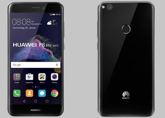 oferta el Huawei P8 Lite
