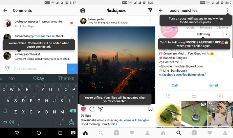 Instagram-for-Android-Offline