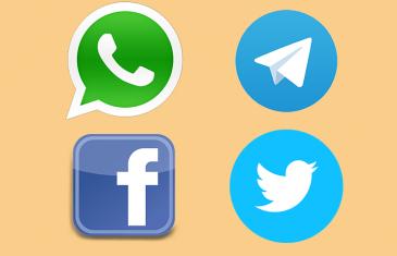 Poner GIFs en Facebook messenger y demás redes sociales