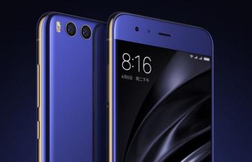 Las características y precio del Xiaomi Mi6 ya son oficiales