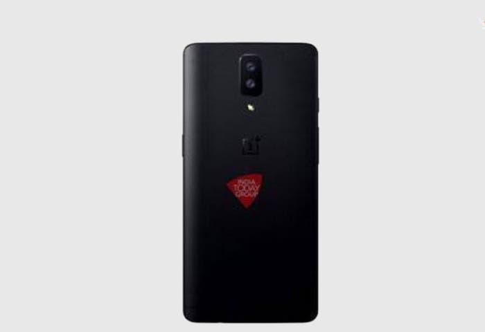 diseño del OnePlus cinco