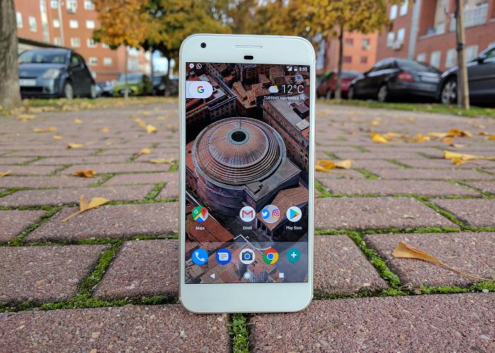 actualizaciones del Google Pixel