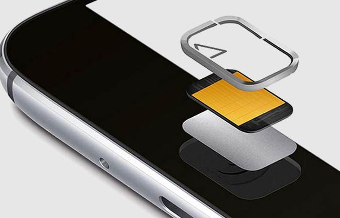 botón del Xiaomi Mi6