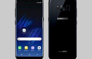 Pon estas funciones del Samsung Galaxy S8 en tu móvil