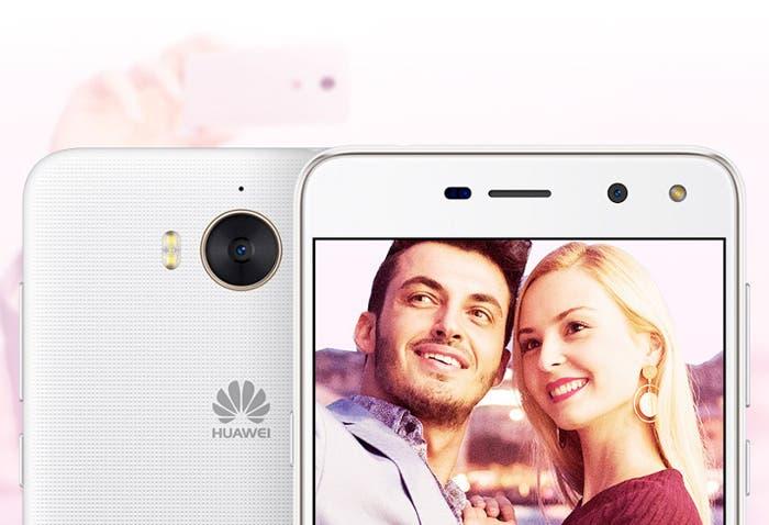 Características del Huawei Y5 2017