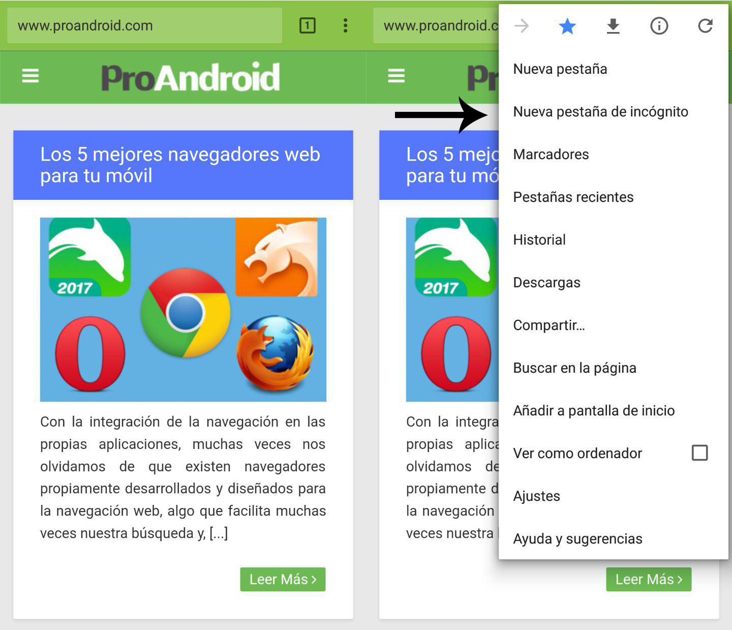 Trucos Google Chrome2