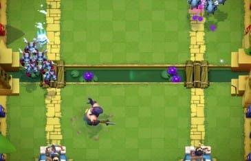 Las cartas con más daño en Clash Royale