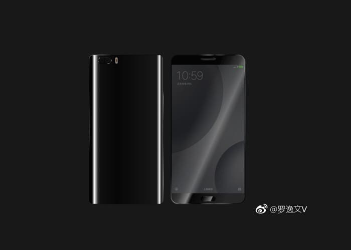 características del Xiaomi Mi6