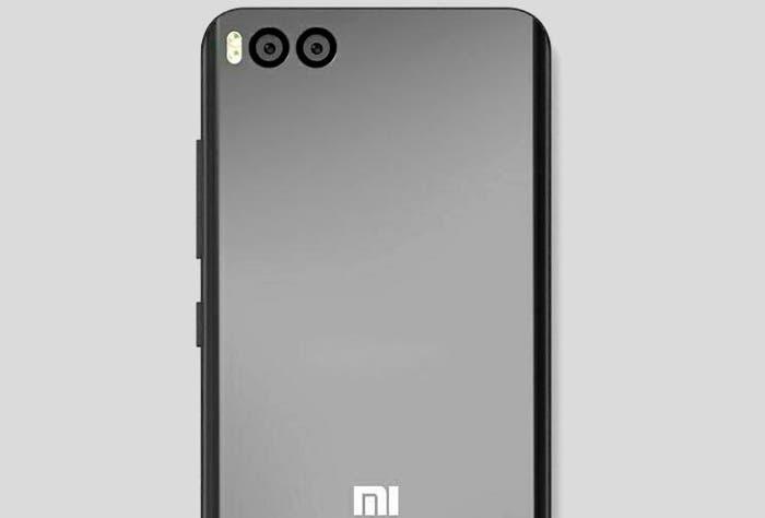 doble cámara del Xiaomi Mi6